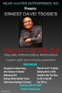 Know The Truth Flyer